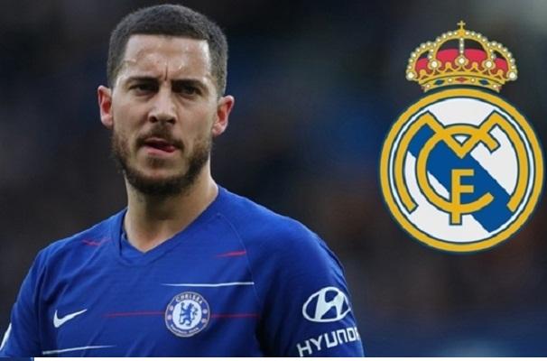 Real tự tin hơn Hazard giữa những cuộc đấu tranh của Chelsea