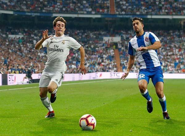 Nhận định trận đấu Espanyol vs Real Madrid , ngày 07/12/2019