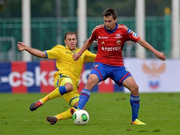 Nhận định CSKA Moscow vs Rotor Volgograd (23h00 ngày 12/4)