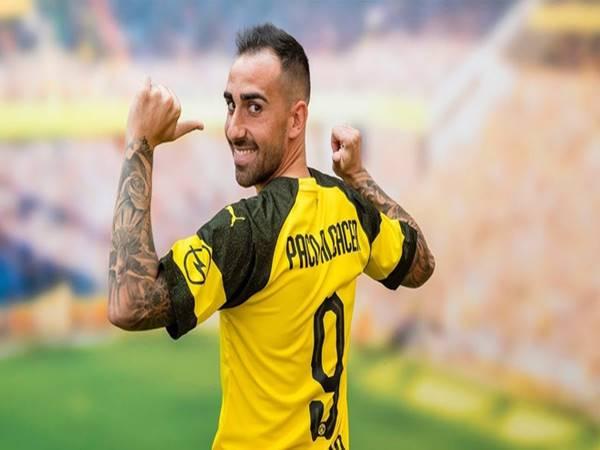Tiểu sử Paco Alcacer - Tiền đạo chủ lực của Borussia Dortmund