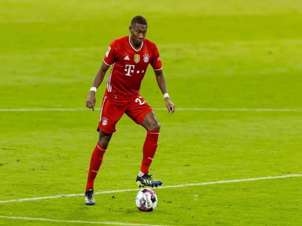 Tin bóng đá 13/4: Man United ngăn cản các đối thủ mua David Alaba