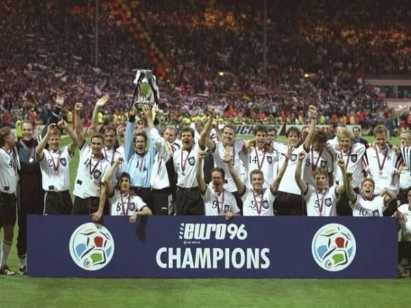 Các đội vô địch Euro trong lịch sử từ trước đến nay