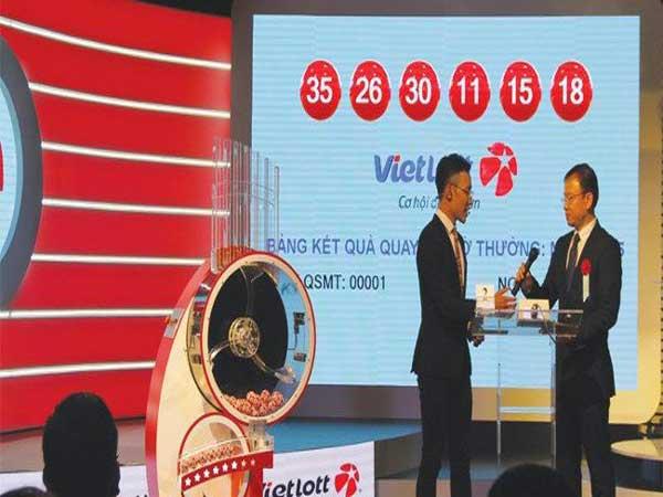 Xổ số Vietlott có bao nhiêu số trong giải Power 6/55