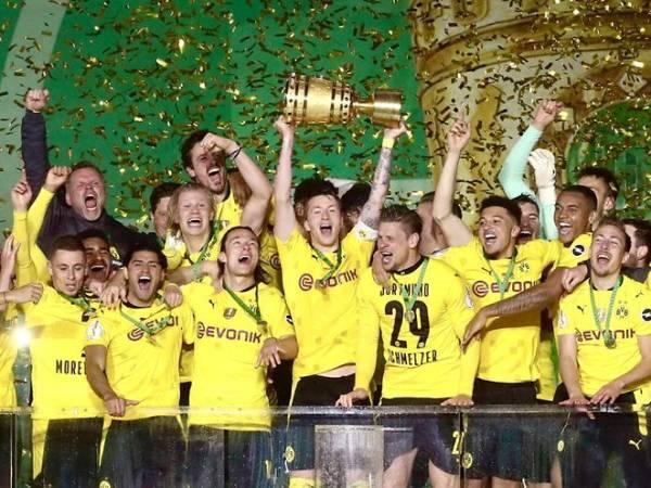 Tóm tắt tiểu sử câu lạc bộ bóng đá Borussia Dortmund