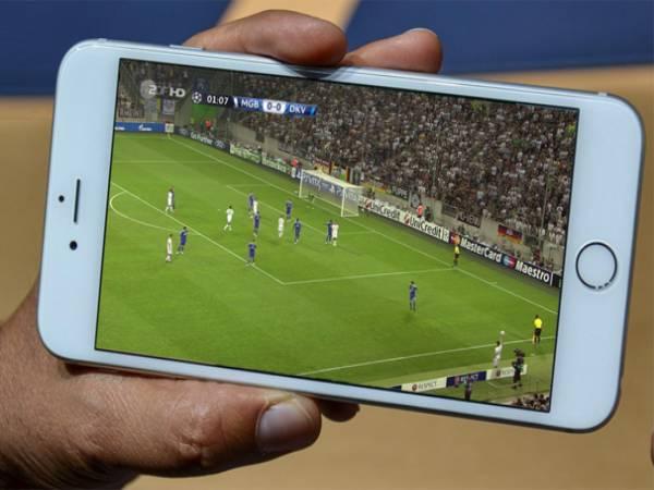 5 phần mềm xem bóng đá trên iPhone không thể bỏ qua