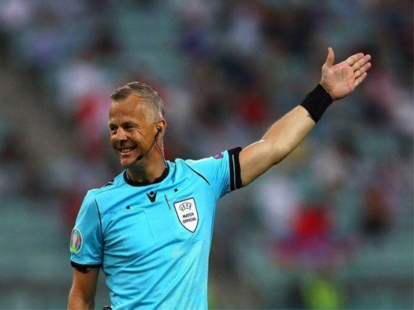 Tin bóng đá chiều 9/7: Lộ diện trọng tài bắt chung kết EURO