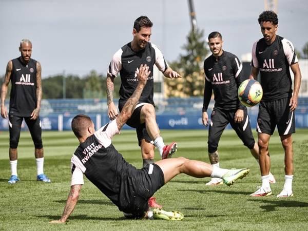 Tin bóng đá chiều 13/8: Messi 'đá ma' cực nhuyễn với Neymar, Mbappe