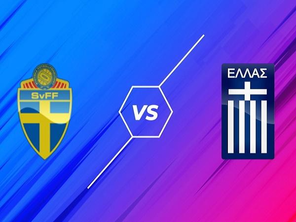 Nhận định, soi kèo Thụy Điển vs Hy Lạp – 01h45 13/10, VL World Cup 2022